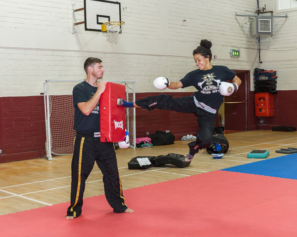 Tallaght Martial Arts - Fighter Kickboxing