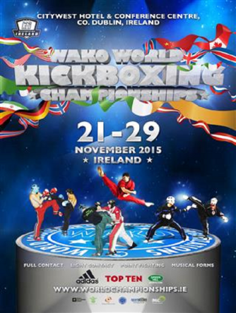 WAKO World Championships 2015