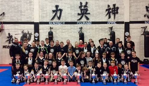 Kickboxing Ireland National Championships